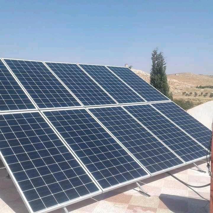 النعسان للطاقة الشمسية