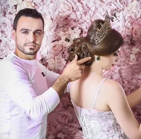 علاء قبيطري لتصفيف الشعر - Alaa kbetry Hair Styling