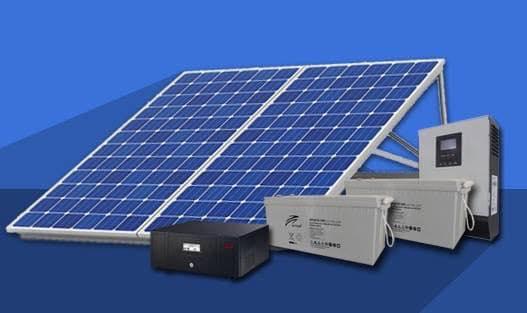 الوليد لأنظمة الطاقة الشمسية البديلة