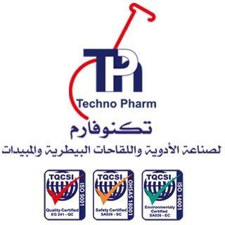 Techno pharm شركة تكنو فارم