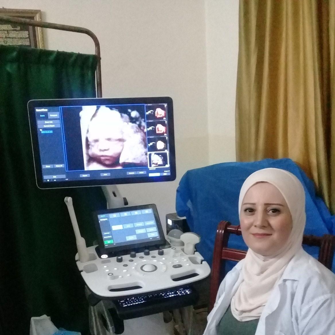 الدكتورة ثناء العاصي